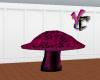 Gothic Purple Mushroom