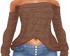 Mocha Mina Sweater
