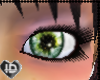 Green-yellow Eyes