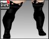 Barb Mistress Boot~black
