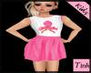 Kids dress pink