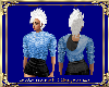 Spring Crochet Hoodie-Bl