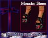 |Mini| Monster Shoes