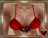 Red Rose Kini Top
