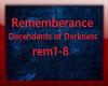 rembrance DoD