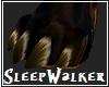 Sleep Walker Feet