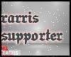 Rarris Supporter