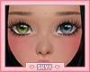 Kids Black Eyebrows