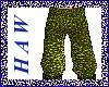 Heavenly Gold Pants