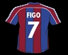Luis Figo Barca Jersey
