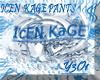 ICENKAGE~PANTS