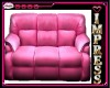 Her : Pink Leather Couch