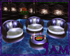 J!:Palm Float Chairs