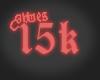 15k to Evwes