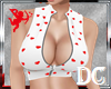 DC* HEARTS TOP