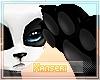 *! FURRY PANDA paws