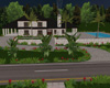 NIGHT LAKE FRONT HOME