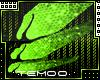 T|» Green Circuit wings