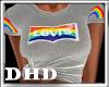 Her Rainbow Levis TEE