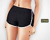! Gray Runner Shorts