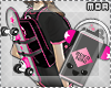 M0~ Skate Bag Pink -F