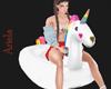 A! Unicorn Float