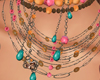 cute beads necklace