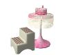 Birthday cake 40%, girl