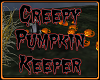 Creepy Pumpkin Keeper