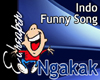 Funny Song [Indo] M