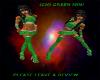 (CH) GREEN MINI
