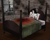 Haunted Bloody Bed