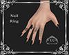 Nail + rings