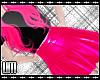 L New World Skirt Pink