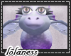 Darque Dragon Purple