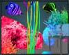 Neon Fish Tank Sink