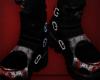 ☪ KILLER CLOWN BOOTS