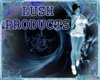 Lush shop banner