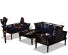 Phoenix Sofa Set 6p