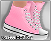 !V! Sneakers Pink