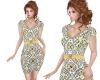 TF* Modest Retro Dress