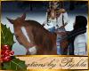 I~Ride Chestnut Horse