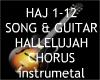 Hallelujah Chorus+Guitar