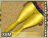 VN LEGGINGS YELLOW XBM