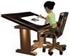 ~S~drafting table