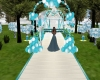 Gazebo Forest Wedding