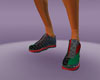 grey1key  male shoe