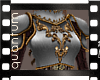 [Q]breastplate gilded