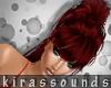 K| Cataleya Hair / Red