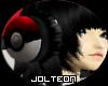 [J] Pokeball Headphones
